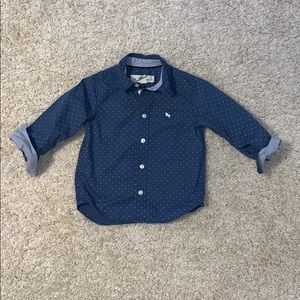 H&M toddler button up size 1 1/2 to 2 year.